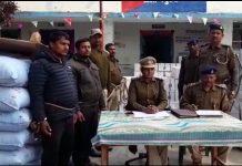 liquor worth of 25 lakh recovered in madhubani