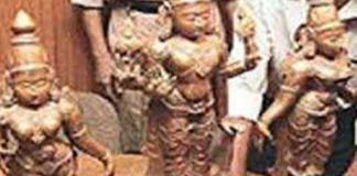 ashthdhatu ram janki idol