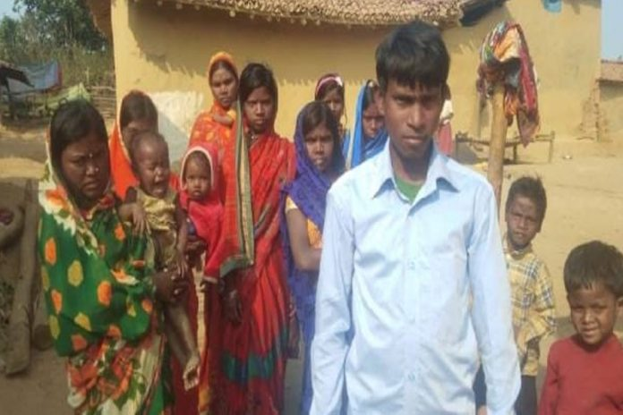 50 hindu people converted into christian
